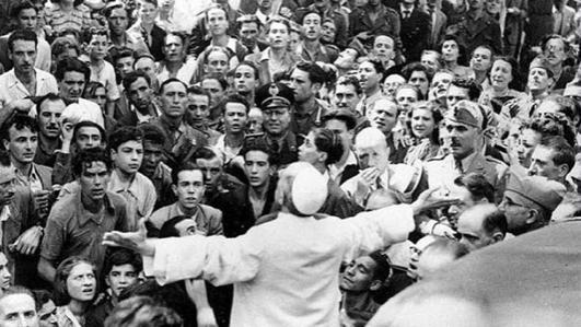Gelée Royale – 1954: Papa Pio XII (Caso réel)